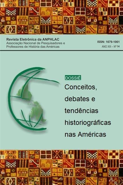 Visualizar n. 14 (2013): Conceitos, debates e tendências historiográficas nas Américas