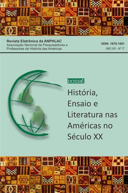 Visualizar n. 17 (2014): História, ensaio e literatura nas Américas no século XX